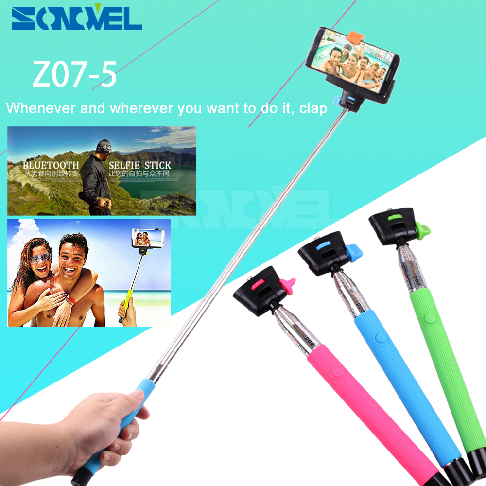 Wireless Bluetooth Selfie Stick Palo Selfie Extendable Handheld Self-Portrait Monopod For Xiaomi Iphone Samsung Huawei Mobile for iphone xs max xr xs x selfie stick for iphone x 8 7 6 6s plus 5 5s wired selfie stick extendable monopod for lightning