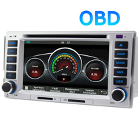 Een-Ervoor Auto GPS RADIO Voor Hyundai Santa fe ELANTRA Quad-core 3G WIFI Car Dvd-speler GPS Navigatie Met Radio OBD DVR IPOD