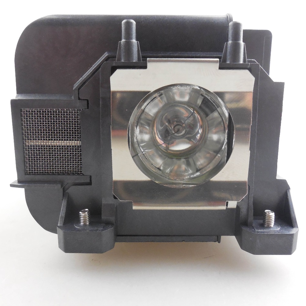 High quality Projector lamp ELPLP75 for EPSON PowerLite 1945W / 1950 / 1955 / 1960 /1965 with Japan phoenix original lamp burner compatible projector lamp for epson elplp75 powerlite 1950 powerlite 1955 powerlite 1960 powerlite 1965 h471b