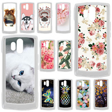 TAOYUNXI Phone Cases For Homtom HT70 Case Silicone Cover Doogee Soft TPU Painted Fundas Bumper