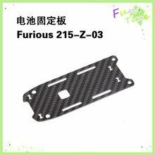 Walkera Furious 215 Parts font b Battery b font Fixing Board Furious 215 Z 03 furious