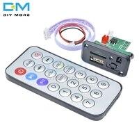 Модуль МР3 декодера с пультом ДУ.  Читает МР3 и WAV с USB или карт памяти. Купить можно тут