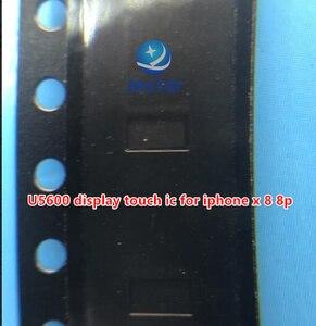 Image 2 - 10 sztuk/partia U5600 LM3373A1YKA LM3373 3373 LM3373A1 A2 moduł dotykowy ic dla iphone X XS XS MAX