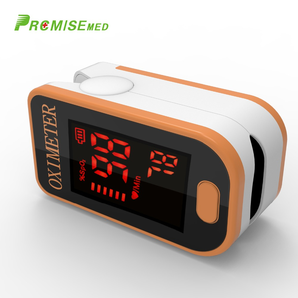 PRO-F4 Finger Pulse Oximeter,Monitoring Health Device For Medical And Daily Sports SPO2 Pulse Heart Rate CE Approval-Yellow