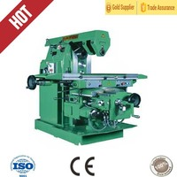China vertical universal swivel head milling machine for sale X6432