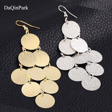 Silver Turkish Coin Drop Earrings Boho Gypsy Beachy Ethnic Tribal Festival Jewelry Tassle Coins for Women