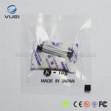 Eletrodos skycom T 207H T 108H T 208 ftth fibra óptica splicer fusão máquina de emenda eletrodos