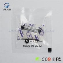 Elettrodi della giuntatrice della giuntatrice di fusione della fibra ottica di T 208 FTTH degli elettrodi di SKYCOM T 108H