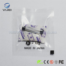 SKYCOM אלקטרודות T 207H T 108H T 208 FTTH אופטי סיבי Fusion כבלר שחבור מכונת אלקטרודות