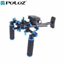 YLG0102E Dual Handles Free Camera Shoulder Mount Kit for SLR cameras цена и фото