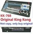2016 Kingkong KK-768 Профессиональный DMX контроллер 768 DMX каналов Встроенный 135 Графика Освещение Этапа 512 Dmx Консоли Оборудования