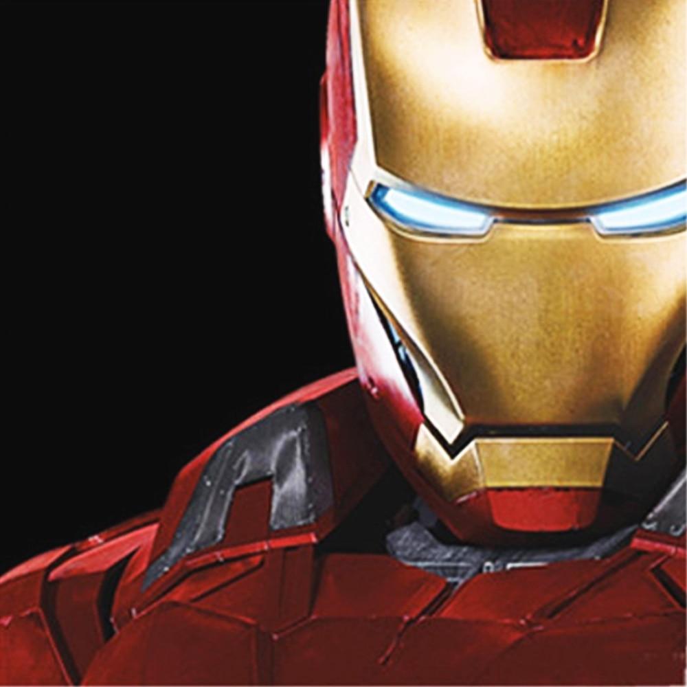 Ury MOC SET 5000+ հատ Սուպեր հերոսներ Iron Man - Կառուցողական խաղեր - Լուսանկար 2