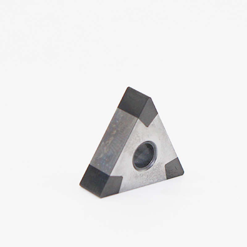 Купить с кэшбэком TNMG160404 3T Solid Corner CBN Insert TNMG160408 Thoroughly Brazed Insert Lathe Knife Blade for CNC Machine