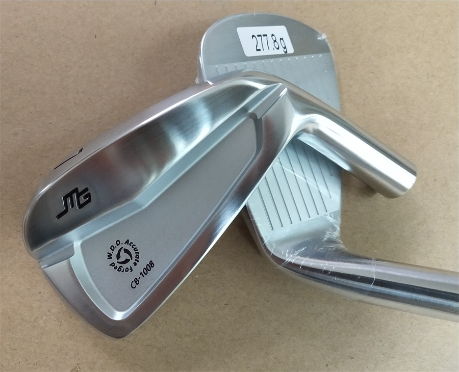 Playwell  2019  MIURA  MG  CB-1008  Forged  Carbon  Steel  Iron Head  Driver  Wood Putter  Wedge
