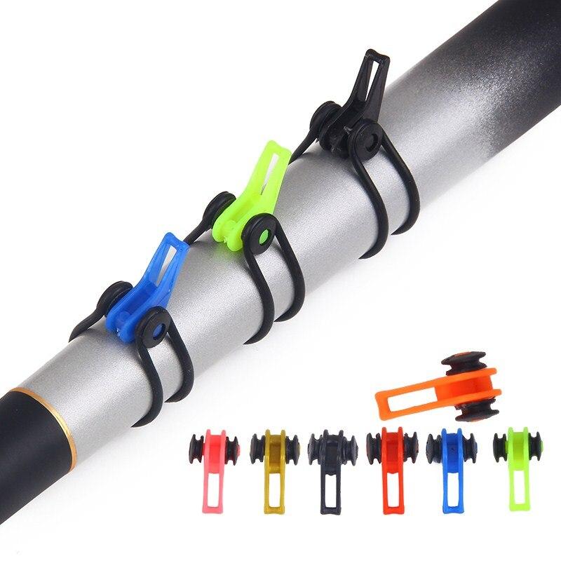 10pcs/lot Plastic Fishing Hook  Keeper  2