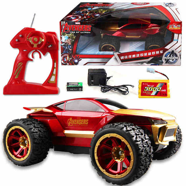 2016 Super sedign  Man Device RC Car 25 KM/H 4CH 4WD 4*4 Rock Crawlers Off-road Remote Control Racer Vehicle Toys