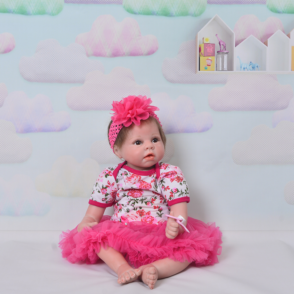 Cute and Lovely Reborn Baby Doll 100% Handmade Lifelike ...