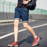 2015 Men Jeans Shorts Japanese Denim Shorts Summer New Summer Influx Of Male Casual 4 Four