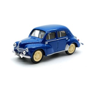 N orev 1:87 Re nault 4CV boutique alloy car toys for children kids toys Model original box freeshipping(China)