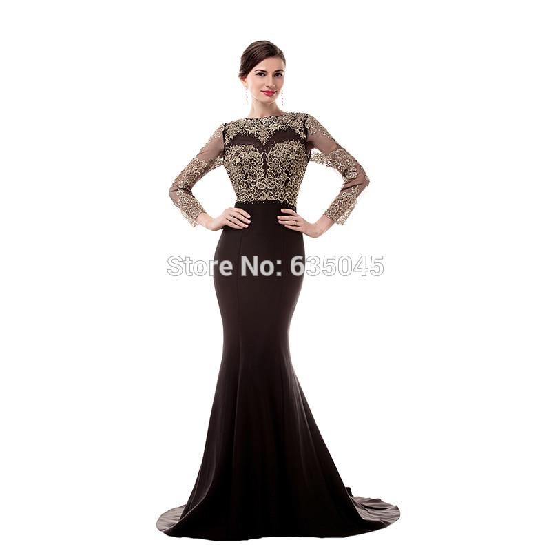 Cheap formal dresses long sleeve