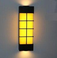 Spot real estate Открытый водонепроницаемый антикоррозийный имитация мрамора уличные Настенные светильники для улицы, для виллы наружные огни Св