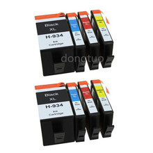 8 Ink Cartridge 934XL 935XL for Officejet Pro 6230 6820 6830 6835 Printer