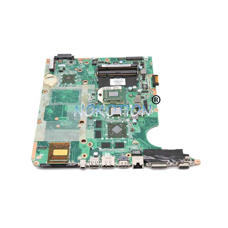 REFIT 509403-001 fit for Laptop mainboard DV7 509403-001 DAUT1AMB6D0 Laptop Motherboard,100/% Tested 60 Days Warranty
