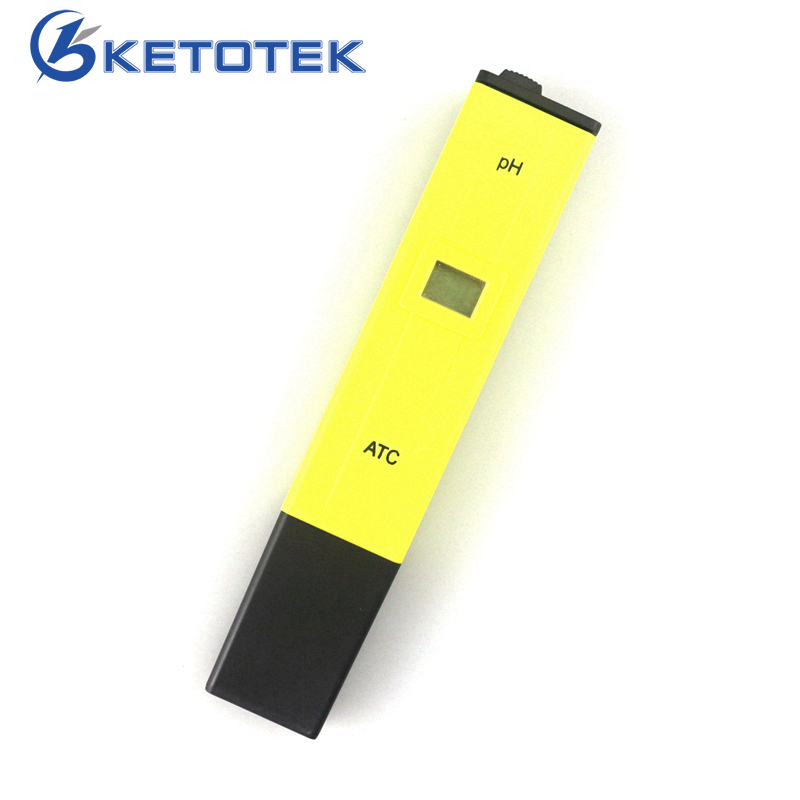 0 1 Portable Digital Ph Meter Tester For Aquarium Pool Water Lab Ph Monitor With Atc In Ph