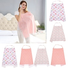 Полотенце для кормления грудью из хлопка, антибликовое покрытие для кормления ребенка 98 см* 70 см A1