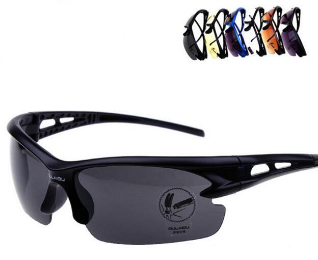Men's Mountaineering Sunglasses Explosion-Proof Outdoor Riding Sunglasses UV Protection Hiking Eyewear