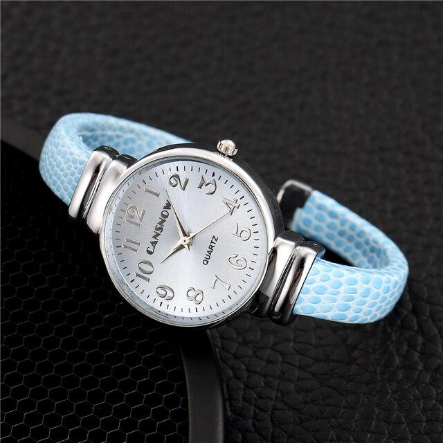 Women's Bangle Bracelet Watch 3