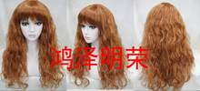 Wig Hot Sale ! Fashion Long Curly Synthetic Full Hair Wig NEW(China)