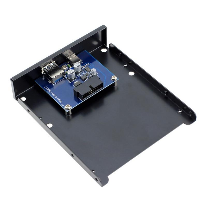 ULT - Үздік USB 3.0 Алдыңғы панель - Компьютерлік перифериялық құрылғылар - фото 4