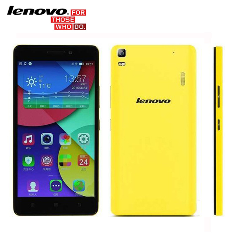 Original Lenovo K3 Note K50-T5 MTK6752 Octa Core 5.5