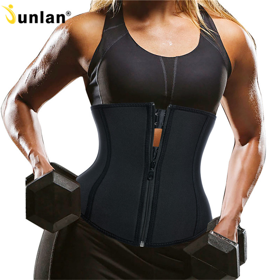 Neoprene Waist Trainer Modeling Belt Shapewear Body Shaper Corset for Weight Loss Slimming Sheath Belly Sweat Sauna Workout Band