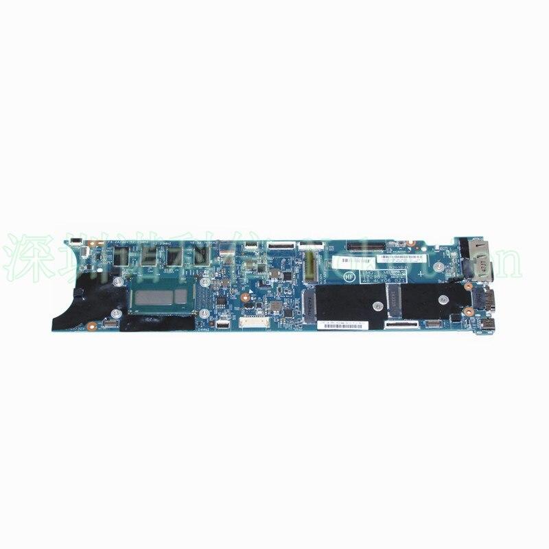 for Lenovo ThinkPad Carbon X1 Intel Laptop Motherboard 00HN767 LMQ-1 MB 12298-2 48.4LY06.021 CPU I7-4550U SR16J Mainboard for lenovo thinkpad x200 intel gm45 motherboard 43y9980 48 47q06 031 intel gma x4500