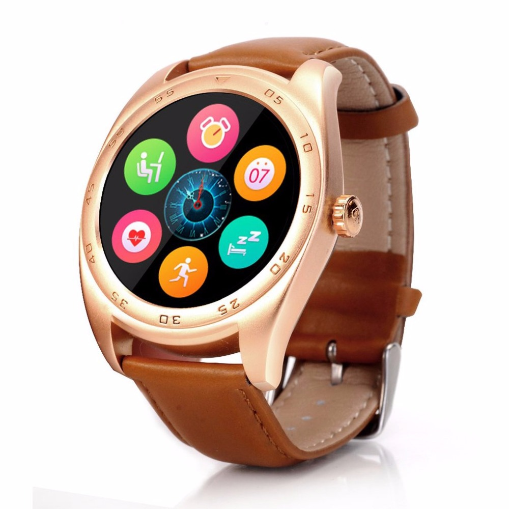 Bluetooth Smartwatch with Remote music and remote camera Hear t Rate Monitor Call Message Reminder support for Android IOS