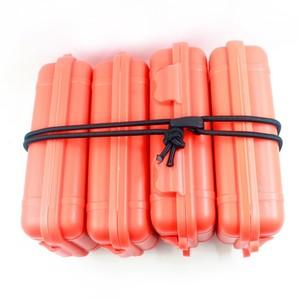 Image 2 - 2/3/5 個屋外ストラッププラスチックフックロープバックル弾性ロープコードバンジーとフックポータブルキャンプバックパックバッグバックル