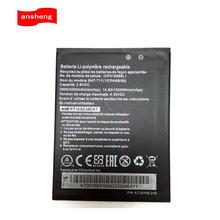 Bateria 4000mah BAT-T11 para celular tablet, alta qualidade, para iphone liquid t03 t04 z630 z630s