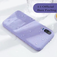 Luxury Liquid Silicone Case for Oneplus 7 Pro Phone Cases Back Cover for One plus 7 Pro Shockproof Soft Capa Coque Candy Color