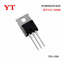 Free shipping  20PCS BT152-800R BT152-800 BT152 THYRISTOR 20A 800V TO220AB TO220.