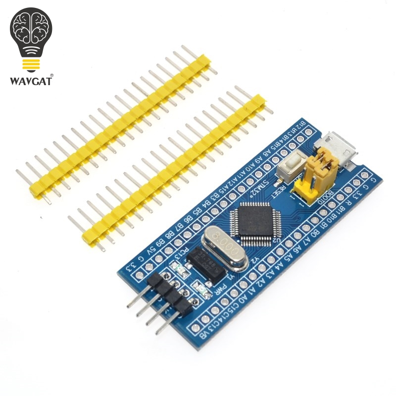 Free Shipping STM32F103C8T6 ARM STM32 Minimum System Development Board Module For Arduino CS32F103C8T6