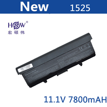 9CELL 7800MAH Laptop Battery FOR Dell GW240 297 M911G RN873 RU586 XR693 for Dell Inspiron 1525 1526 1545 x284g extended life 12 cell battery for dell inspiron 1440 1525 1526 1545 1546 1750 gw240