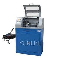 CNC Metal Lathe Machine 220V/380V Automatic CNC Metal Processing Machine DIY Micro Precision Woodworking Tool CK0618