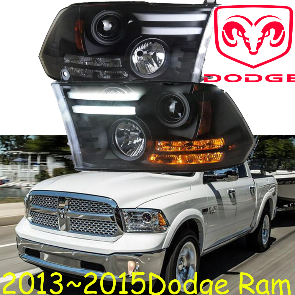 Ram headlight,1500,2013~2015year,Fit for LHD&RHD,Free ship!Ram fog light,2pcs;Journey, Ram fog light mitsubish grandis headlight 2008 fit for lhd