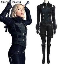 черная костюм Наташа черный
