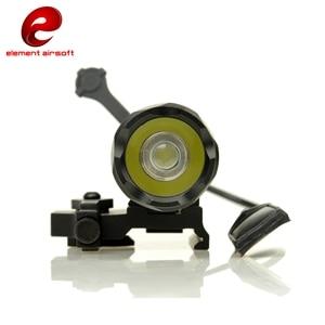 Image 3 - Element Sf M620C Outdoor Lighting Helmet Guide Rail Tactical Flashlight Flashlight Ex346 Accessories