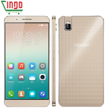 Original Huawei Honor 7i Mobile Phone 4G LTE Octa Core Snapdragon 616 5.2Inch 1920x1080px Google Play Store 16/32GB 13.0MP