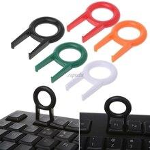 Механическая клавиатура Ключ колпачок съемник для клавиатуры ключ крышка фиксирующий инструмент Прямая поставка