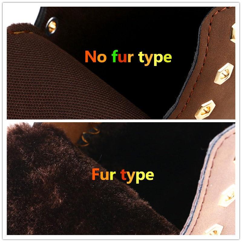 ROXDIA herbst winter frauen stiefeletten neue mode frau schnee stiefel für  mädchen damen arbeiten schuhe plus größe 36 41 RXW762 in ROXDIA herbst  winter ... adccac492b